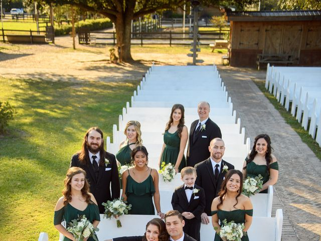 Justin and Madeline's Wedding in Amite, Louisiana 67