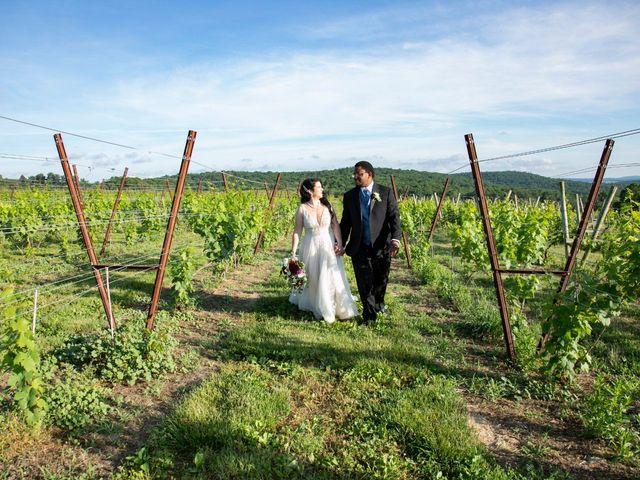 The wedding of Sarah and Akeem