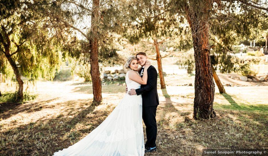 Lynndon and Julia's Wedding in El Cajon, California