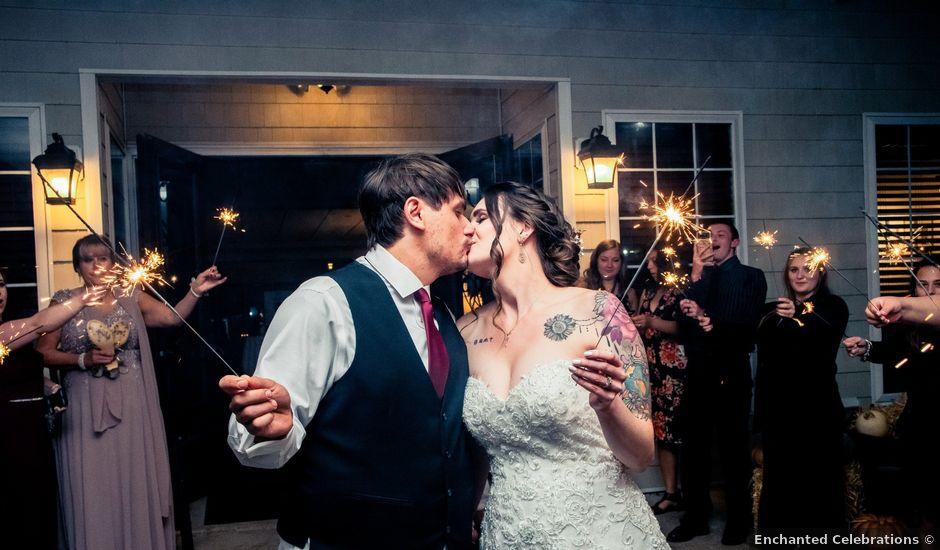 Tim and Katie's Wedding in Elmer, New Jersey