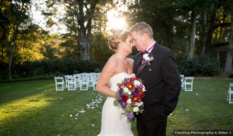 Mark and Janna's Wedding in Clemson, South Carolina