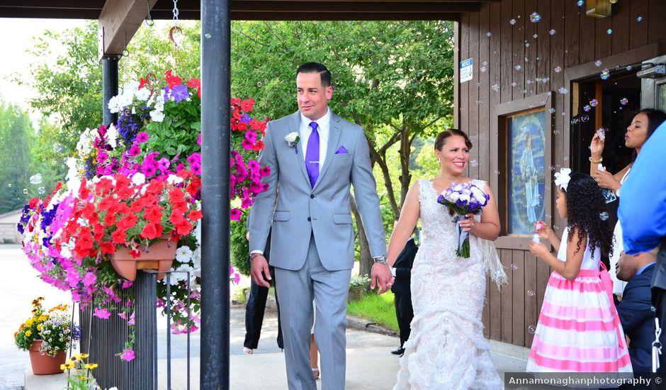 Ernesto and Keyla's Wedding in Fairbanks, Alaska