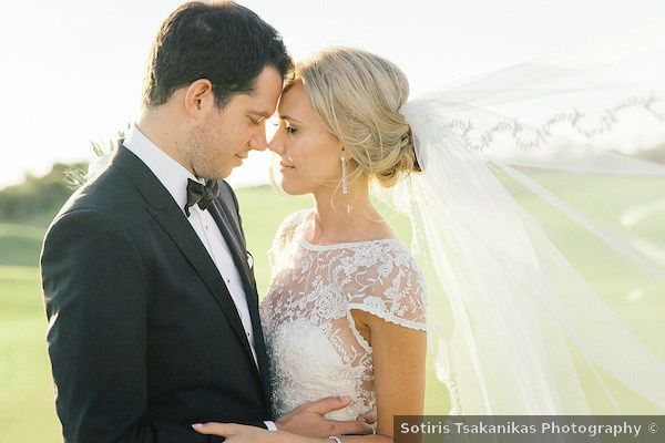Jennifer and Brian's wedding in Greece