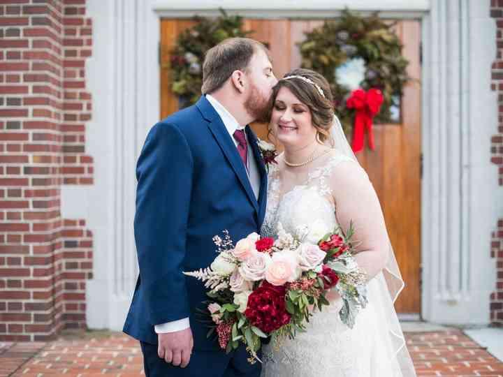 The wedding of Jamie and Sydney