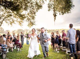 The wedding of Nina and Josh