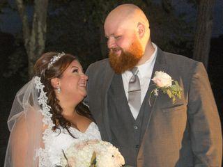 The wedding of Ashley and Jason 1