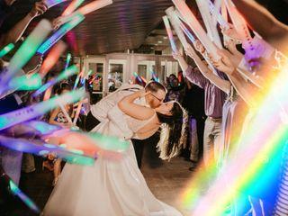 The wedding of Raley Blackburn and Brady Blackburn 2