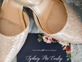 The wedding of Jamie and Sydney 3