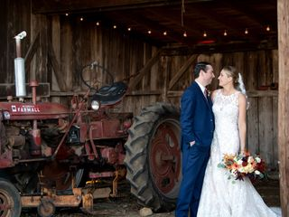 The wedding of Brooke and Shawn