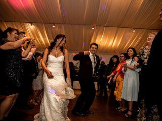 The wedding of Cassandra and Anthony 1