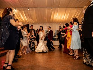 The wedding of Cassandra and Anthony 2