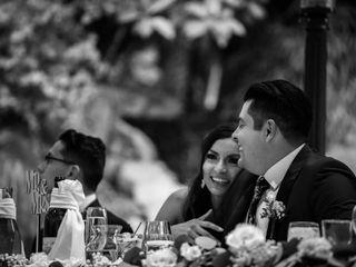 The wedding of Cassandra and Anthony 3