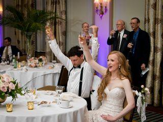 The wedding of Christiana and Josh 1