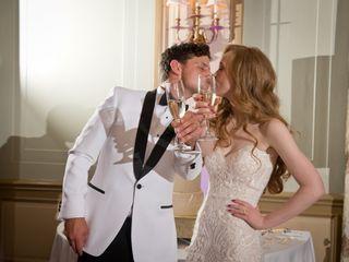 The wedding of Christiana and Josh 2