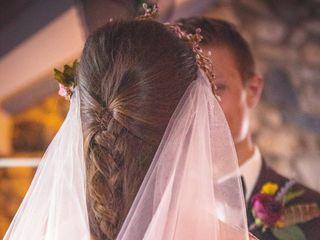 The wedding of Melanie and John 3