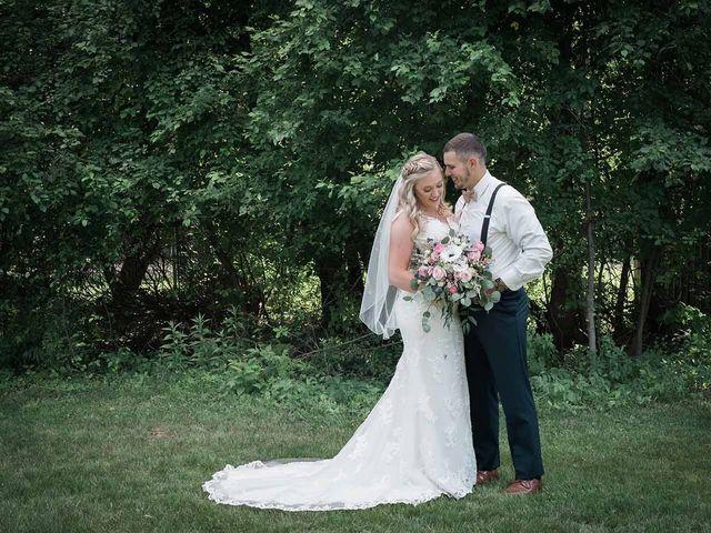 The wedding of Austin and Kori