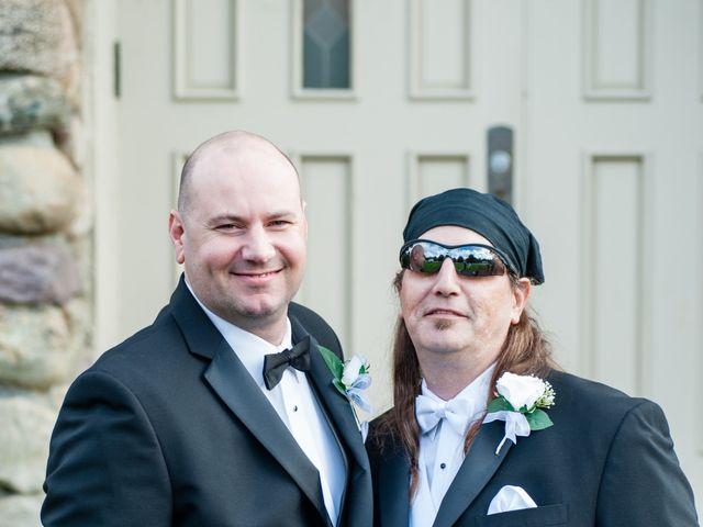 Michael and Elizabeth's Wedding in Wrentham, Massachusetts 6