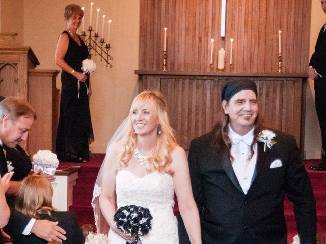 Michael and Elizabeth's Wedding in Wrentham, Massachusetts 7