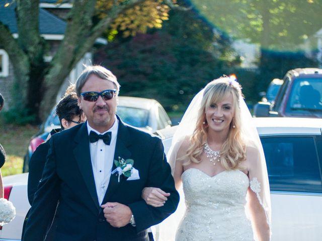 Michael and Elizabeth's Wedding in Wrentham, Massachusetts 10