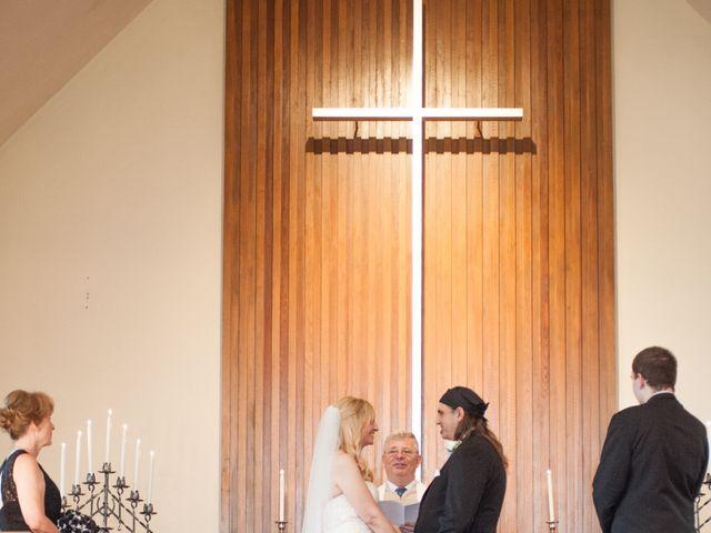 Michael and Elizabeth's Wedding in Wrentham, Massachusetts 2