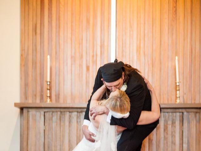 Michael and Elizabeth's Wedding in Wrentham, Massachusetts 11