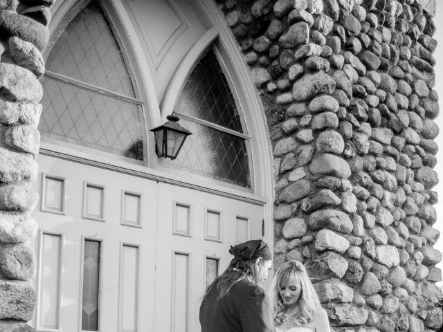 Michael and Elizabeth's Wedding in Wrentham, Massachusetts 12