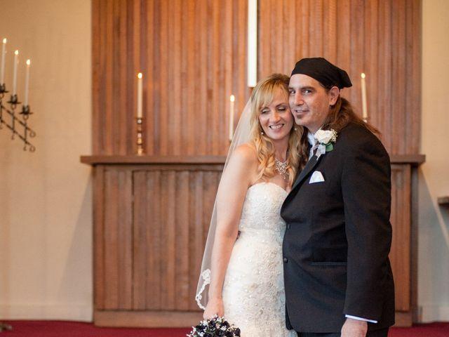 Michael and Elizabeth's Wedding in Wrentham, Massachusetts 13