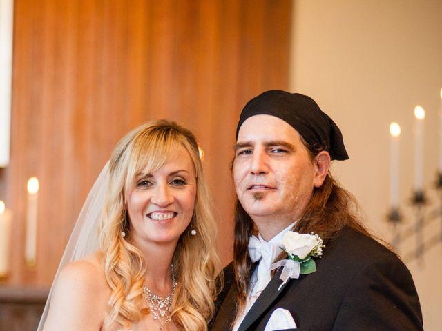 Michael and Elizabeth's Wedding in Wrentham, Massachusetts 14