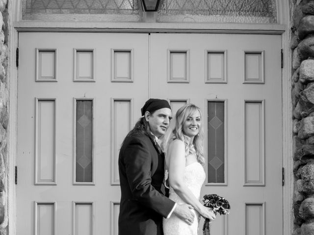 Michael and Elizabeth's Wedding in Wrentham, Massachusetts 15