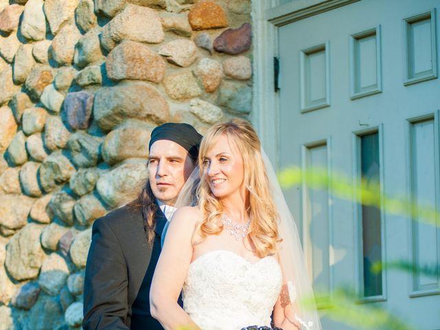 Michael and Elizabeth's Wedding in Wrentham, Massachusetts 16
