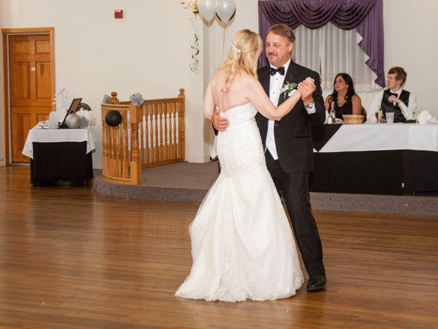 Michael and Elizabeth's Wedding in Wrentham, Massachusetts 19