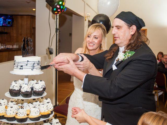 Michael and Elizabeth's Wedding in Wrentham, Massachusetts 21