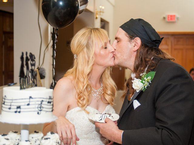 Michael and Elizabeth's Wedding in Wrentham, Massachusetts 22