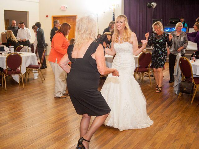 Michael and Elizabeth's Wedding in Wrentham, Massachusetts 26