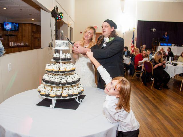 Michael and Elizabeth's Wedding in Wrentham, Massachusetts 27