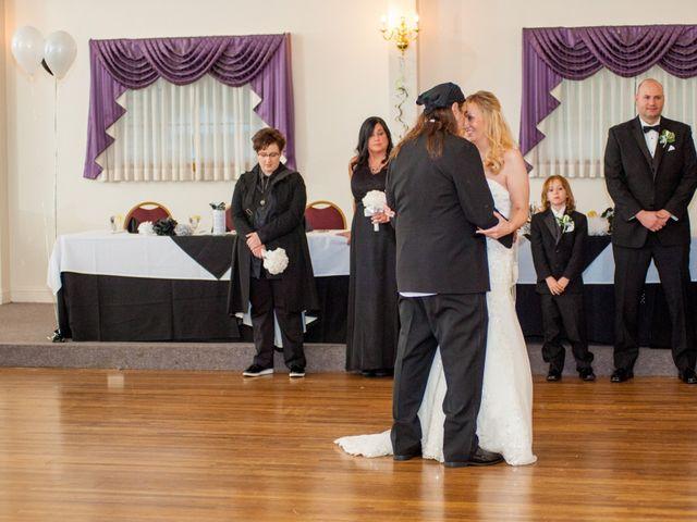 Michael and Elizabeth's Wedding in Wrentham, Massachusetts 28