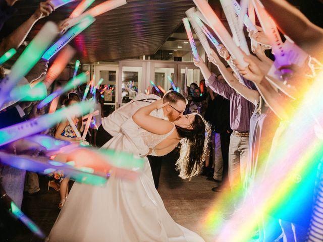 Brady Blackburn and Raley Blackburn's Wedding in Dallas, Texas 1