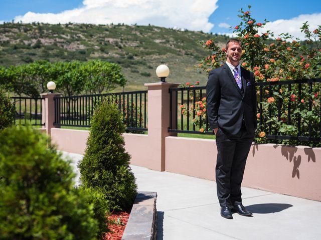 Brett and Kyra's Wedding in Golden, Colorado 3