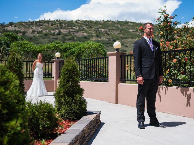 Brett and Kyra's Wedding in Golden, Colorado 4