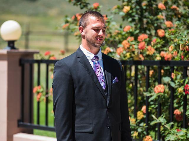 Brett and Kyra's Wedding in Golden, Colorado 5