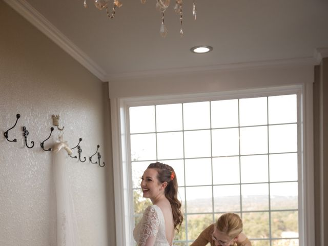 Hannah and Phillip's Wedding in Boerne, Texas 5