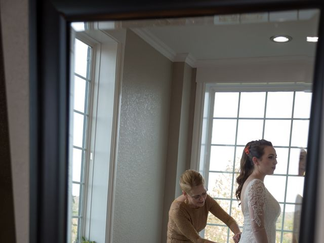 Hannah and Phillip's Wedding in Boerne, Texas 9