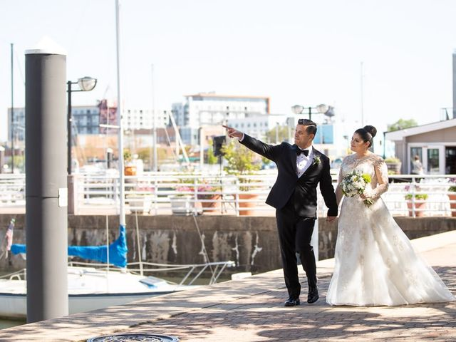 Ali and Bahar's Wedding in Baltimore, Maryland 23