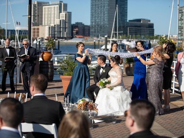 Ali and Bahar's Wedding in Baltimore, Maryland 37