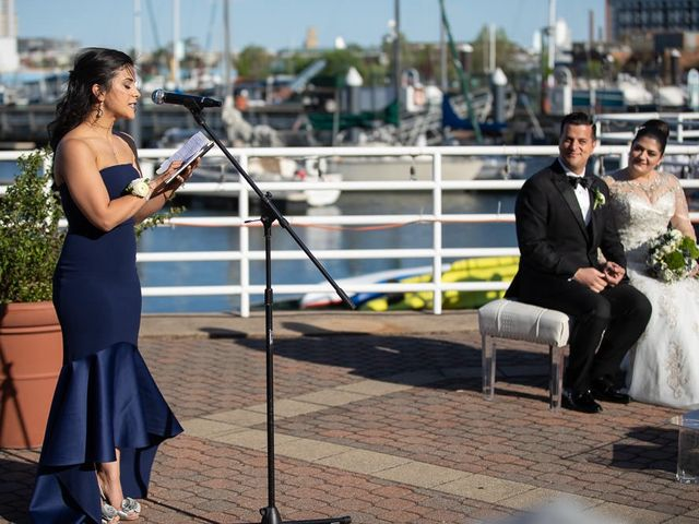Ali and Bahar's Wedding in Baltimore, Maryland 41
