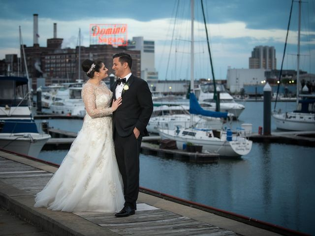 Ali and Bahar's Wedding in Baltimore, Maryland 1
