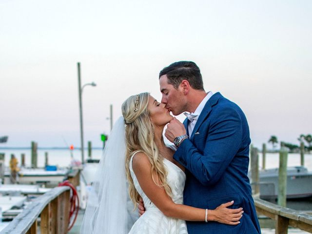 Andrew and Lacey's Wedding in Saint Michaels, Maryland 4