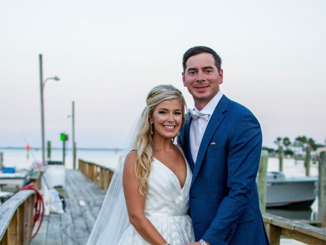 Andrew and Lacey's Wedding in Saint Michaels, Maryland 5