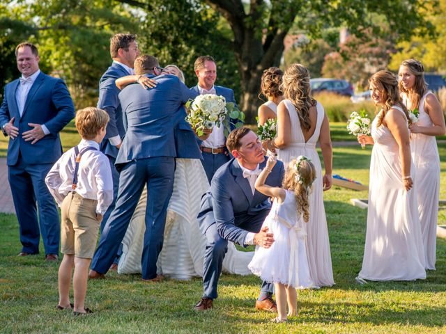 Andrew and Lacey's Wedding in Saint Michaels, Maryland 7