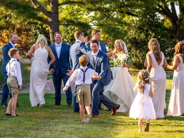 Andrew and Lacey's Wedding in Saint Michaels, Maryland 8